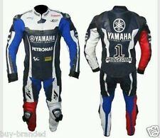 Yamaha MotoGP moto cuero traje traje de una pieza de cuero del zurriago Racing