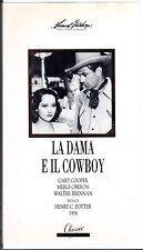 La dama e il Cow boy (1938)   VHS RCS Classic  Henry C. Potter Walter Brennan