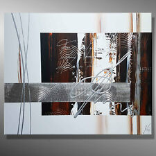 MODERNE BILDER KUNST ACRYLBILD MALEREI Leinwand original abstrakt  MICO - 80x60