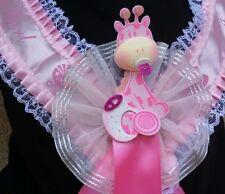 1 Baby Shower MOM TO BE SASH,Pink/Girl, Ribbon favors, Party,Mommy,niña,Safari,