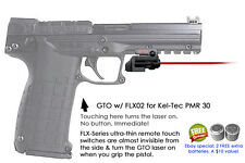ArmaLaser GTO for Kel-Tec PMR 30 RED Laser w/ FLX02 Grip Touch Activation