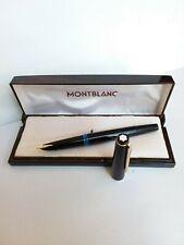 Montblanc 34 fountain pen black boxed vintage