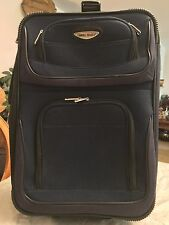 Travel Select Rolling Upright Luggage Suitcase Bag Wheel Expandable Telescopic