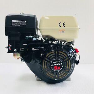 "LF270Q 9hp LIFAN RECOIL START PETROL ENGINE Replaces Honda GX240 GX270 1"" Shaft"