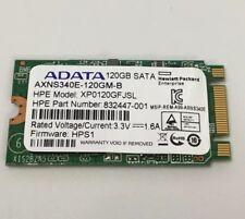 ADATA 120GB M.2 2242 SSD Solid State Drive AXNS340E-120GM-B HP P/N 832447-001