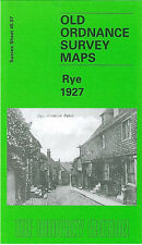 Old Ordnance Survey Map Rye 1927