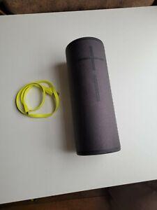 Enceinte Bluetooth Ultimate Ears Megaboom 3 noir