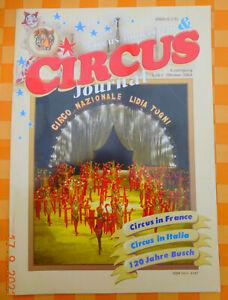 Circus Journal Ausgabe 2004 /5 Zirkus Modellbau & mehr
