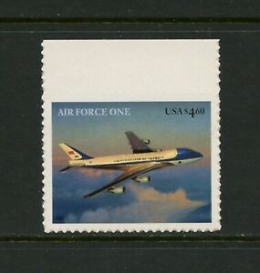 F135 United States 2007 transport aviation Air Force One 1v. MNH