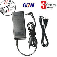 Adapter Charger Power Supply Cord for HP 15-f272wm 15-f271wm 15-f233wm f387wm