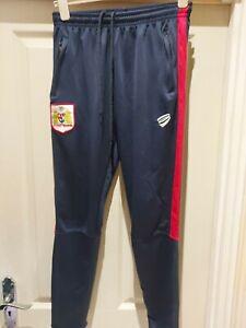 Bristol City Squad Worn Training pants  With Pockets Size M