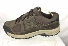 345aee279ec9a New Balance Brown Leather Country Walking Hiking Womens Shoes Sz 7.5 2E  WW959BR