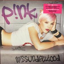 P!NK – M!ssundaztood 2 LP Limited Violet Transparent COLORED SEALED 2017 EURO