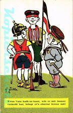 Kunst- & Kultur-Ansichtskarten vor 1914 aus Berlin