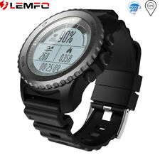 LEMFO S968 GPS Smart Band Watch Waterproof Pedometer Sport Watch For Android iOS