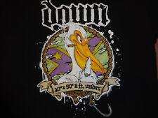 Official Shirt Down Razamataz 2006 Sludge,Groove Metal EyeHateGod Crowbar