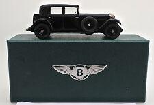 LANSDOWNE 1/43 LDM 75 1930 BENTLEY 8-LITRE COLOR BLACK