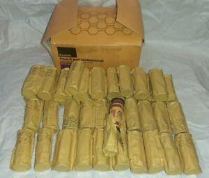 Kodak PLUS-X PXP 120 B&W Film, Pro Pack Sealed Expired 1974, lot of 41+1