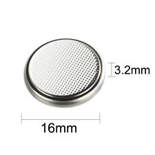 1000 x 3V CR1632 Lithium Batteries Button Coin Cell Battery For Watches PKCELL