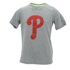 Philadelphia Phillies Official MLB Genuine Kids Youth Size T-Shirt New with Tags