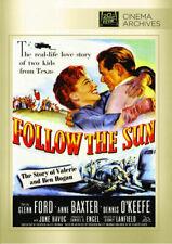 Follow The Sun 0024543934301 With Glenn Ford DVD Region 1