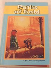 Abeka Reader 2-5 Student Text Book Home school Grade Paths of Gold 19046
