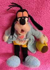 Disney Store Goofy I Love Dad Bean Bag Plush Doll 9""