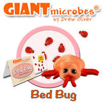 Giant Microbes Original Bed Bug Plush Giantmicrobes Officially Licensed