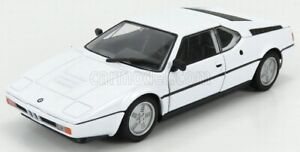1/24 WELLY - BMW - M1 1987 WE24098WH