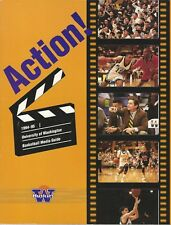 1994-95 University of Washington Basketball Media Guide