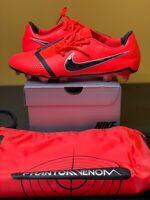 Nike Phantom Venom Elite FG ACC Men Soccer Cleats Crimson AO7540-600 Game Over