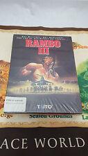 Rambo III Atari ST 520/1040, 1989 Brand New