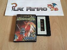Msx Camelot warriors spanish version
