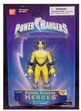 Power Ranger Heroes Series 13 Time Force Yellow Ranger Action Figure