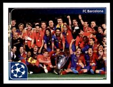 Panini Champions League 2011-2012 - 2008-09 FC Barcelona Legends No. 554