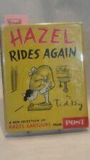 Ted KEY / HAZEL RIDES AGAIN New Selection of Hazel Cartoons Signed 1955