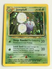 Pokémon Neo Genesis Holo Jumpluff 7/111