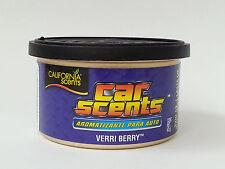 Lufterfrischer California Car Scents Verry Berry