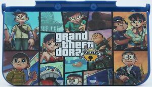 Coque de Protection / New Nintendo 3DS XL GTA Doraemon / Shell Case New / DS