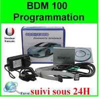 VALISE INTERFACE BDM 100 - BDM100 - OBD2 PROGRAMMATION - MPPS - ECU CHIP TUNING