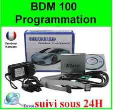 VALISE INTERFACE BDM 100 - BDM100 - OBD2 PROGRAMMATION - MPPS - ECU CHIP TUNING