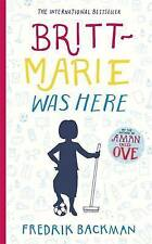 Britt Marie Was Here by Fredrik Backman (Paperback, 2016)
