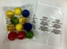 100 10x13 Self Seal Suffocation Warning Clear Poly Bags 15 Mil Free Shipping