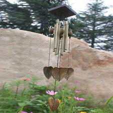 Windspiel Klangspiel Klangröhren DECOR Haus Garten Windspiel Feng Shui Windharfe