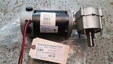 Tennant Side Brush Motor and Gear Box 1052754