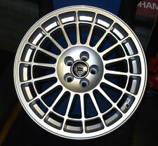 Cerchi in lega 16 Lancia delta Evoluzione HF Integrale Martini Dealer's Club