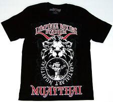 Top MUAY THAI MARTIAL ART T-Shirt -LUMPINEE BOXING STADIUM -Kickboxen-MMA-QUFC