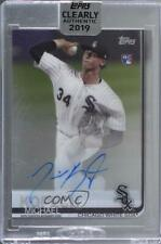 2019 Topps Clearly Authentic Michael Kopech #Caa-Mk Rookie Auto
