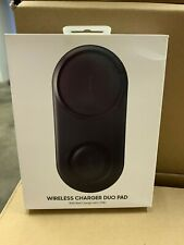 OB Samsung Wireless Charger DUO Pad Fast Charge 2.0 w Wall Charger25W EP-P5200