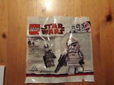 Lego Star Wars Chrome Stormtrooper 2853590 Polybag